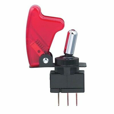 Spst Panel Mount Toggle Switch 275-0601 By Radioshack