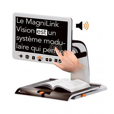 High Definition Panel (MagniLink Vision High Definition 23 Inch Monitor & 5 Push Button)