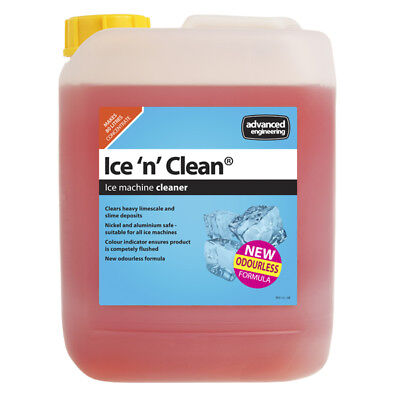 Advanced Engineering HB-30 Ice n Clean Ice Machine Cleaner 5 Litre