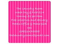 The Laundry Room Wash Dry & Ironing Service