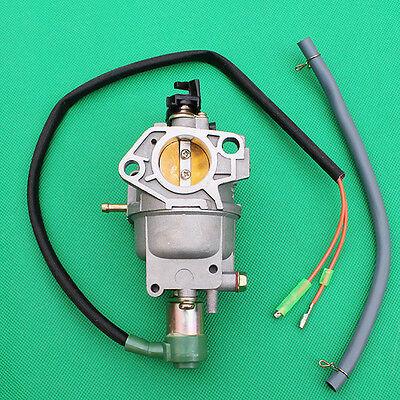 Carburetor With Solenoid For Honda Gx390 188f Generator 13hp Engine Carburetor
