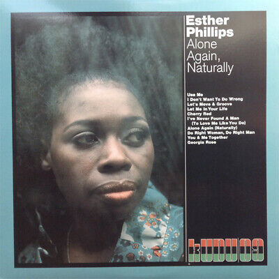 "ESTHER PHILLIPS "" ALONE AGAIN, NATURALLY "" SEALED U.S. LP VINYL SOUL R&B  segunda mano  Embacar hacia Spain"