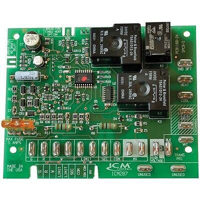 Icm Controls Icm287 Goodman Amana Furnace Control Board B18099-04