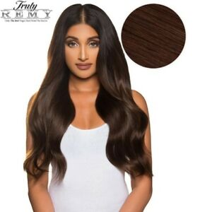 REMY HUMAN HAIR EXTENSION CLIP- TAPE-MICRO LOOP -WEFT