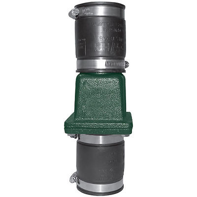 Zoeller 30-0151 - 2 X 2 Slip-on Cast Iron Sewage Check Valve