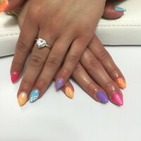 Gel Nails and Makeover Services