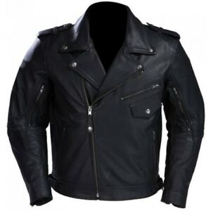 End of Summer Sale Men's Motorcycle Leather Apparel