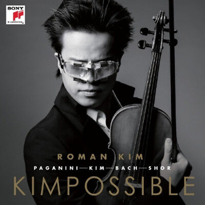 ROMAN KIM - KIMPOSSIBLE 1CD KOREA EDITION BRAND NEW SEALED
