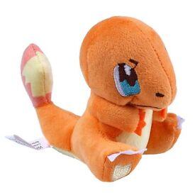 Pokemon charmander plush toy stuffed 11cm new