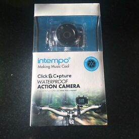 Pro Intempo action camera