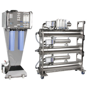 Maple Syrup Reverse Osmosis - RO equipment