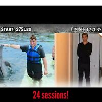Fitness Trainer Drop Weight Fast 2 Spots Remain