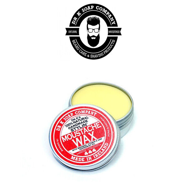 Dr K - Moustache Wax Cera per baffi da 15 g