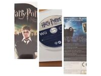 Wii Game Harry Potter The Order of the Phoenix