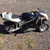 Small Motorcycle for Sale