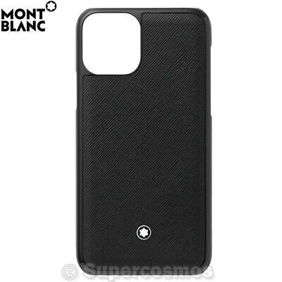 Montblanc Sartorial Hard Shell Phone Cover Case 127054 for Apple iPhone 11 Pro