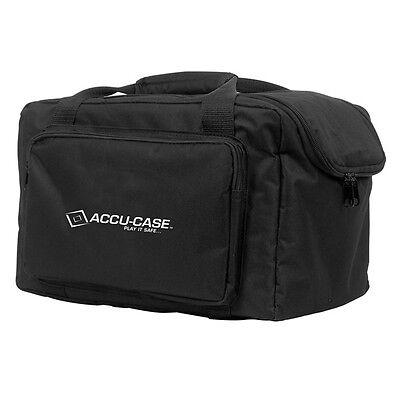 ACCU-Case Flat Pak Bag 4 Lightweight Lighting FX, Par Can Storage Transport Case