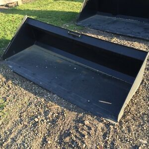 New - Quality 80 Inch Skid Steer Utility Bucket - TRADE?