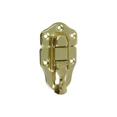 NEW NATIONAL HARDWARE N208-603 BRASS PLATED DRAW CATCH 7161433