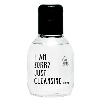 B-LAB I AM SORRY JUST CLEANSING Natural Cleansing Water 100ml Perfect cleansing