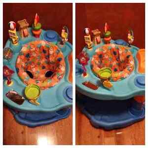 Exersaucer like new!