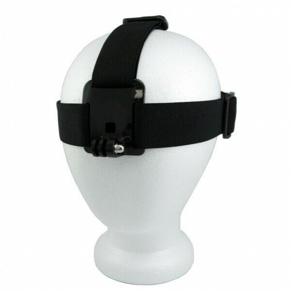 Elastic Mount Belt Head Strap Headband for ALL GoPro HERO9 8 7 6 5 4 3