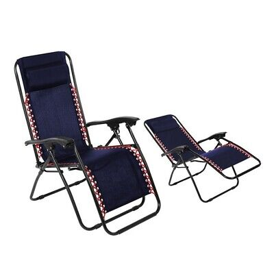 Tumbona Reclinable Silla Plegable Para Playa Piscina camping (108 x 64 x...
