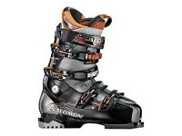 Salmon Mission RS8 ski boots