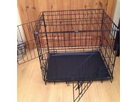 Dog / puppy crate - small / medium