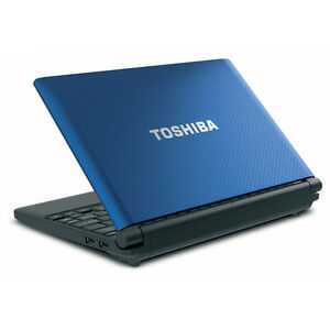 TOSHIBA MINI NOTEBOOK NB505-02N