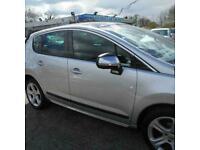 2013 Peugeot 3008 E-HDI ALLURE Semi Auto HATCHBACK Diesel Automatic
