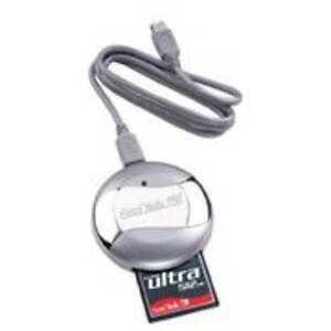 Sandisk 'Ultra ImageMate' CF card reader + 2GB Kingston CF card