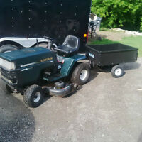 Sears Craftsman Lawn Tractor in Excellent condition