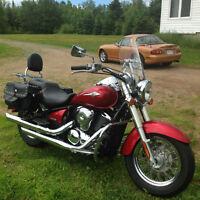 2006 Kawasaki Vulcon 900 cc. - Touring bike
