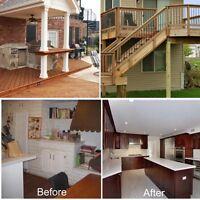 QN renovations / handyman services