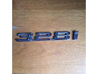 BMW 3 series E36 e46 328i badge