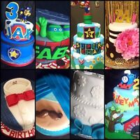 Cakes By J