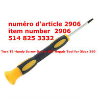 New Torx T8 Handy Screw Driver DIY Repair Tool for Xbox 360