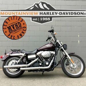 2007 Harley-Davidson FXDB - Dyna Street Bob