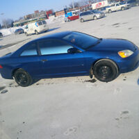 2001 Honda Civic Coupe (2 door) - Safety & E-Tested