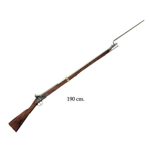 English rifle BROWN BESS Short Land Pattern Muskett