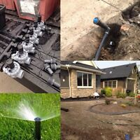 Irrigation specialist , repairs, installs, blowouts