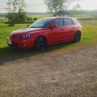 2006 Mazda 3 automatic! 1500 firm