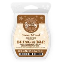 Banana Nut Bread Scentsy Bar