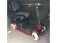 Pride revo 4 mobility electric scooter