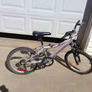 Kids mountain bike for up to 9 years