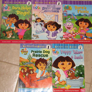 5 Dora Ready to Read Level 1 Books London Ontario image 1