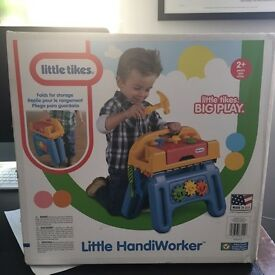 Little tykes little handiworker