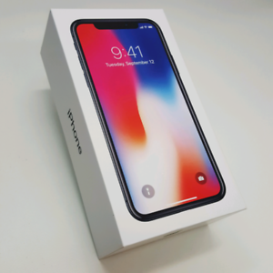 AS NEW IPHONE X 64GB SPACE GREY COLOUR WITH APPLE WARRANTY