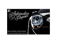 Automotive elegance valeting/detailing